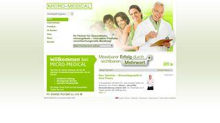 MICRO-MEDICAL Instrumente GmbH
