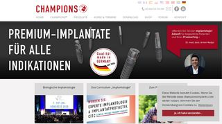 Champions Implants GmbH