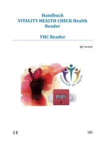 PDF Documentation -- VHC-Reader